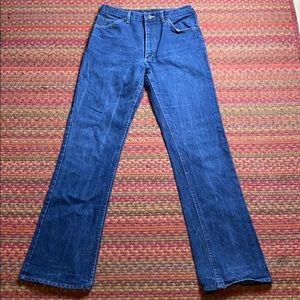 Vintage Jeans - VINTAGE LEE FLARE JEANS
